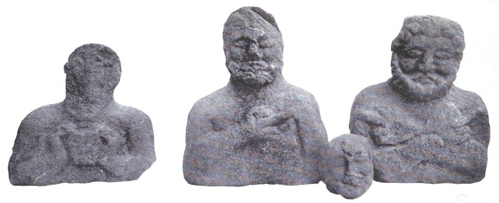 Romanwallinscotl00macduoft raw 0479stone busts