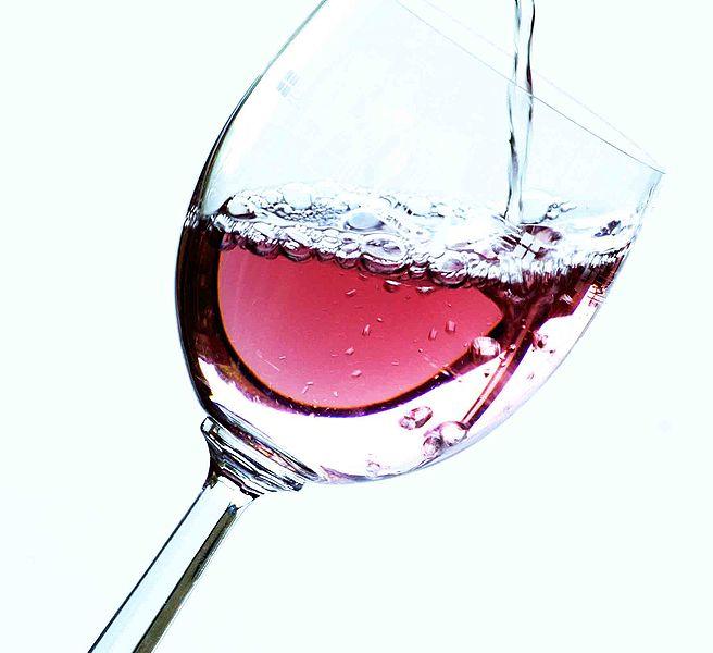 File:Rose wine .jpg