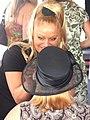 Rosehill Racecourses - Girl's Day Out, Eva Rinaldi (10923265573).jpg