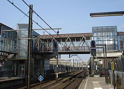 Rotterdam station rotterdam zuid