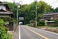 Route 442 tunnel between Yame and Kurogi.jpg