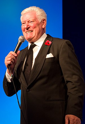 Roy Walker (comedian) - Walker in 2012