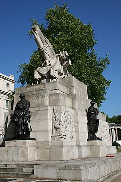 Royal Artillery Monument corner view.jpg