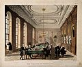 Royal College of Physicians, Warwick Lane, London; the inter Wellcome V0013116.jpg