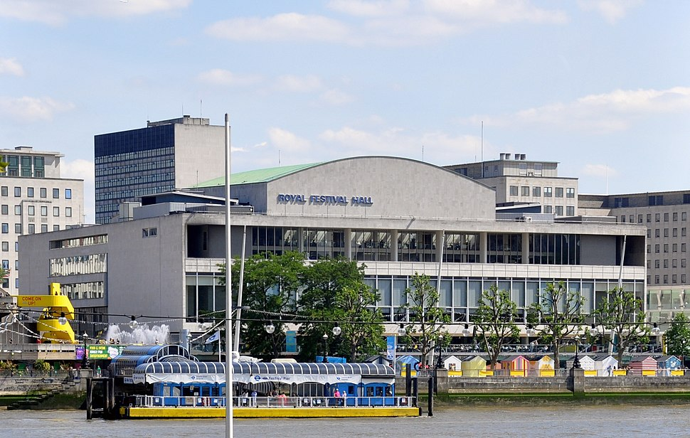 Royal Festival Hall 2011