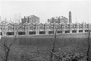 Royal Victoria Hospital, Belfast - The hospital, between 1903 and 1914