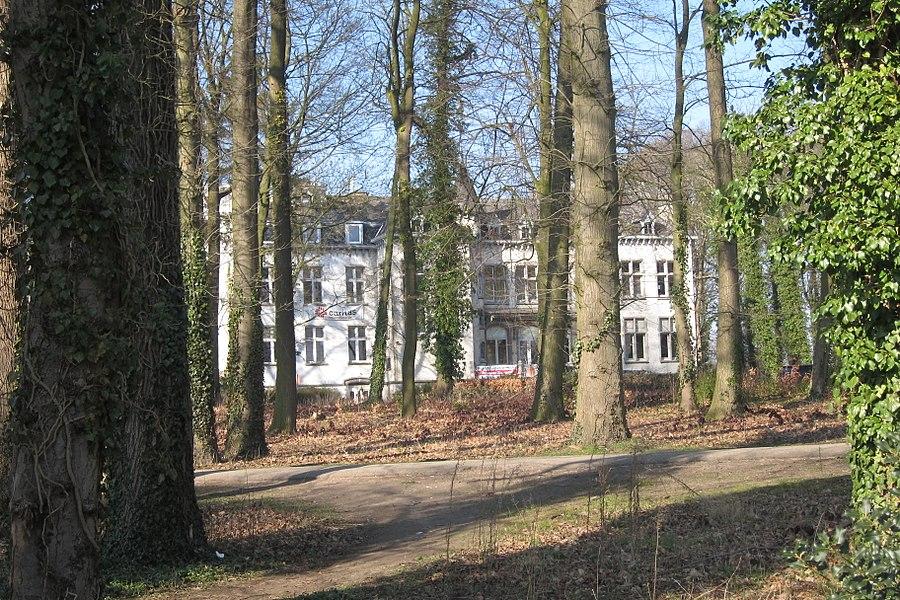 Landhuis Michiels (ca. 1903), Rozenstraat 16, Scherpenheuvel