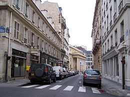 image illustrative de l'article Rue Racine (Paris)