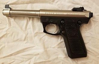 Ruger MK II - Ruger 22/45 Target model