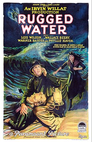Rugged Water - Film poster