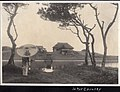 Rural landscape in the countryside of Japan, in Taisho era (1914 by Elstner Hilton).jpg