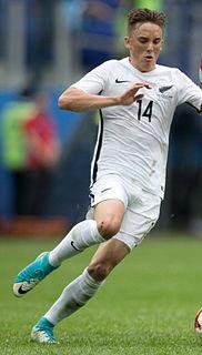 Ryan Thomas (footballer) New Zealand footballer