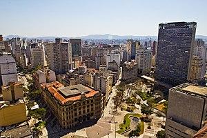 São Paulo view