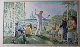 Söraby kyrka Tavla 021