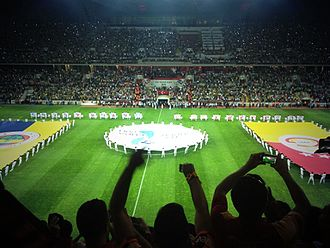 2013 Turkish Super Cup - Image: Süper Kupa 2013 (1)