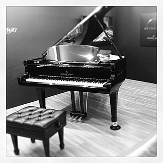 Kawai Musical Instruments - Shigeru Kawai Grand Piano