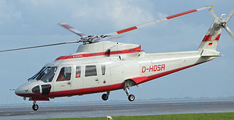 Wiking Helikopter Service - WIKING Sikorsky S-76