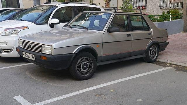Image of Málaga (023A) - SEAT