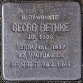 SG Stolperstein - Georg Bethke.jpg