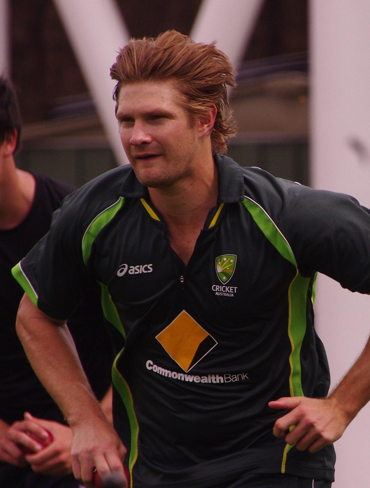 Shane Watson - Wikipedia
