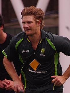 Shane Watson Australian cricketer