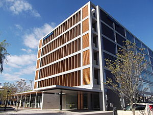 SHIZUOKAGAS CO., LTD. Headquarter Building 1.JPG