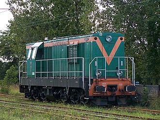 PKP class SM31 - SM31-044