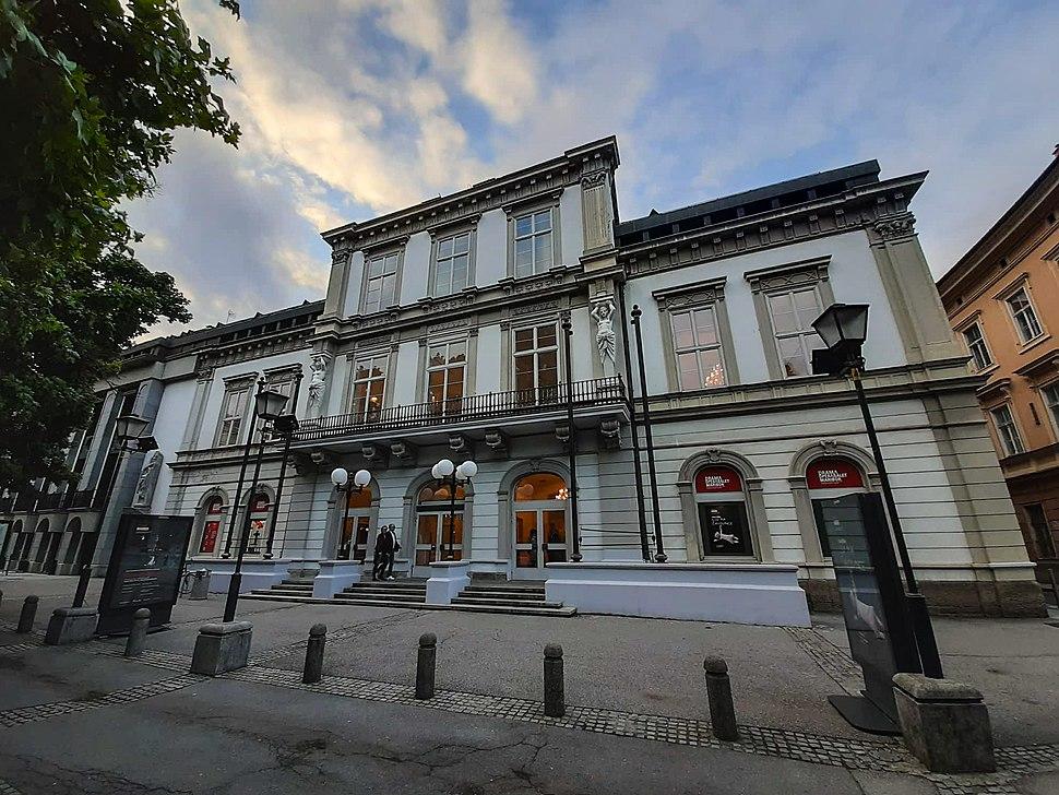 Stavba SNG Maribor
