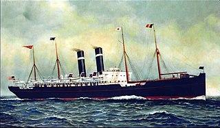 SS <i>Kroonland</i> American steamship (1902–1927)
