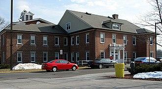 Rockland Community College - Image: SUNYRCC1