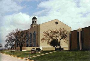 Keene, Texas - The Chan Shun Centennial Library at Southwestern Adventist University