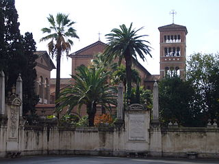 Roma, sant'Anselmo all'Aventino, via Wikimedia Commons