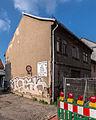 """Saalfeld Judengasse 1 Handwerkerhaus Bestandteil Denkmalensemble """"Stadtkern Saalfeld-Saale"""".jpg"""