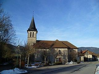Saint-André-de-Boëge Commune in Auvergne-Rhône-Alpes, France