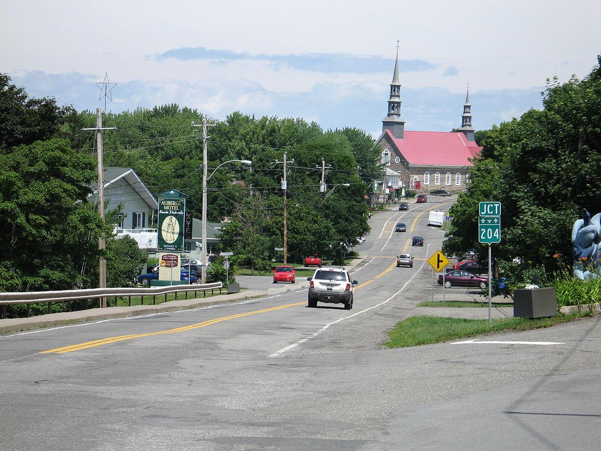 Canada – Un voyage de Québec vers la Gaspésie a travers les paroisses au 19 eme siècle 1200px-Saint-Jean-Port-Joli%2C_Qu%C3%A9bec