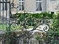 Saint-Loup-sur-Thouet château grille.JPG
