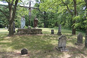 Saint Joseph of the Lake Church and Cemetery - Cemetery