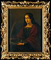 Saint Lucy. Oil painting by a Spanish painter (Seville), 18t Wellcome V0017354.jpg