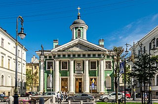 Evangelical Lutheran Church of Saint Mary church in Russia