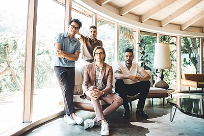 Picture of a band or musician: Saint Motel
