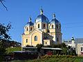 Saints Cosmas and Damian Church, Velyki Hrybovychi (02).jpg