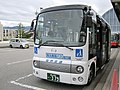 Sakurai Kotsu Bus at Kurobe Station 01.jpg
