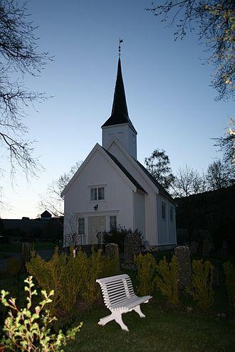 Salberg Church - Image: Salberg kyrkje