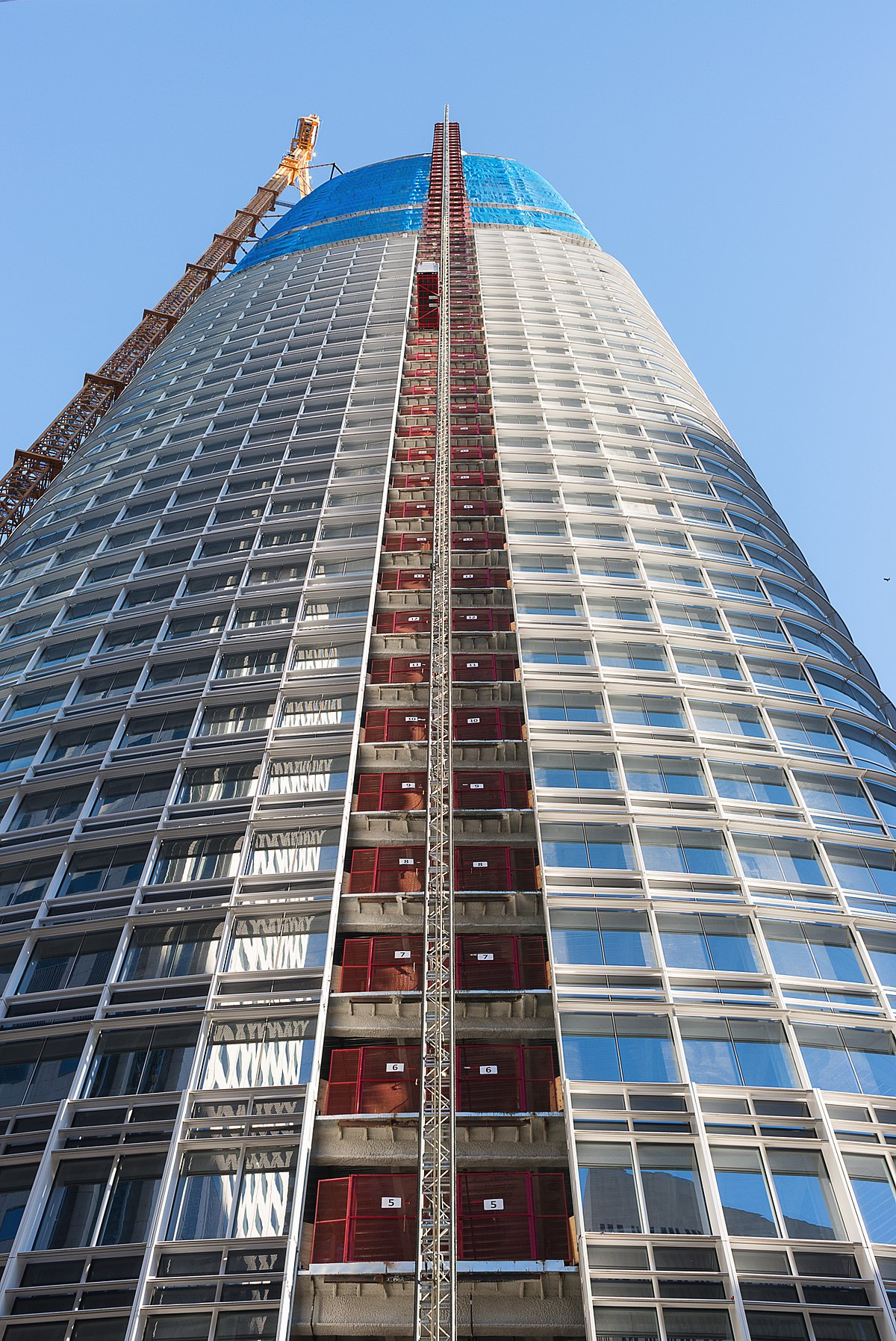 Salesforce Tower Wikipedia