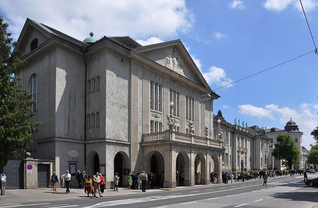 Mozarteum wSalzburgu