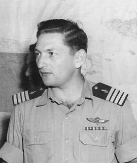 Shmuel Yanai Israeli naval commander