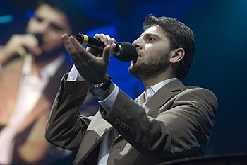 Sami Yusuf performing at Glasgow Royal Concert Hall. - List of Azerbaijanis