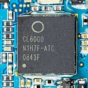 Samsung SGH-D880 - CL6000 on motherboard-9727.jpg