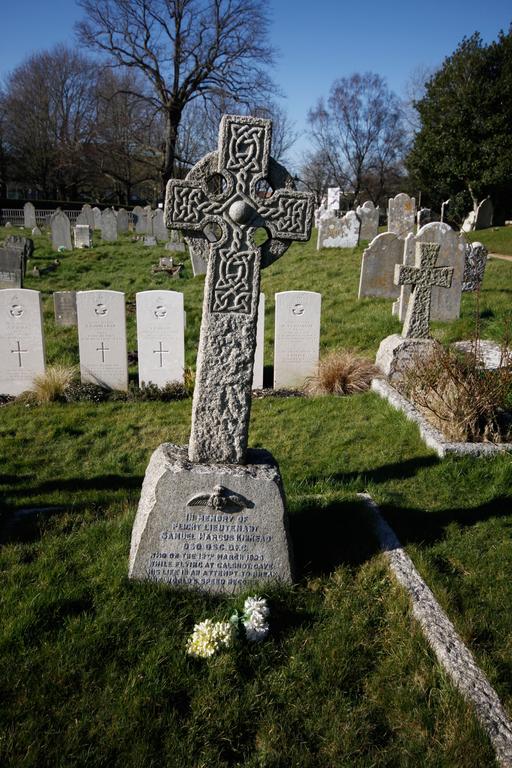 Samuel Kinkead Gravestone
