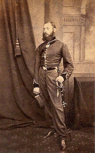 Samuel Rowe (colonial administrator) - Image: Samuel Rowe (1835–1888)